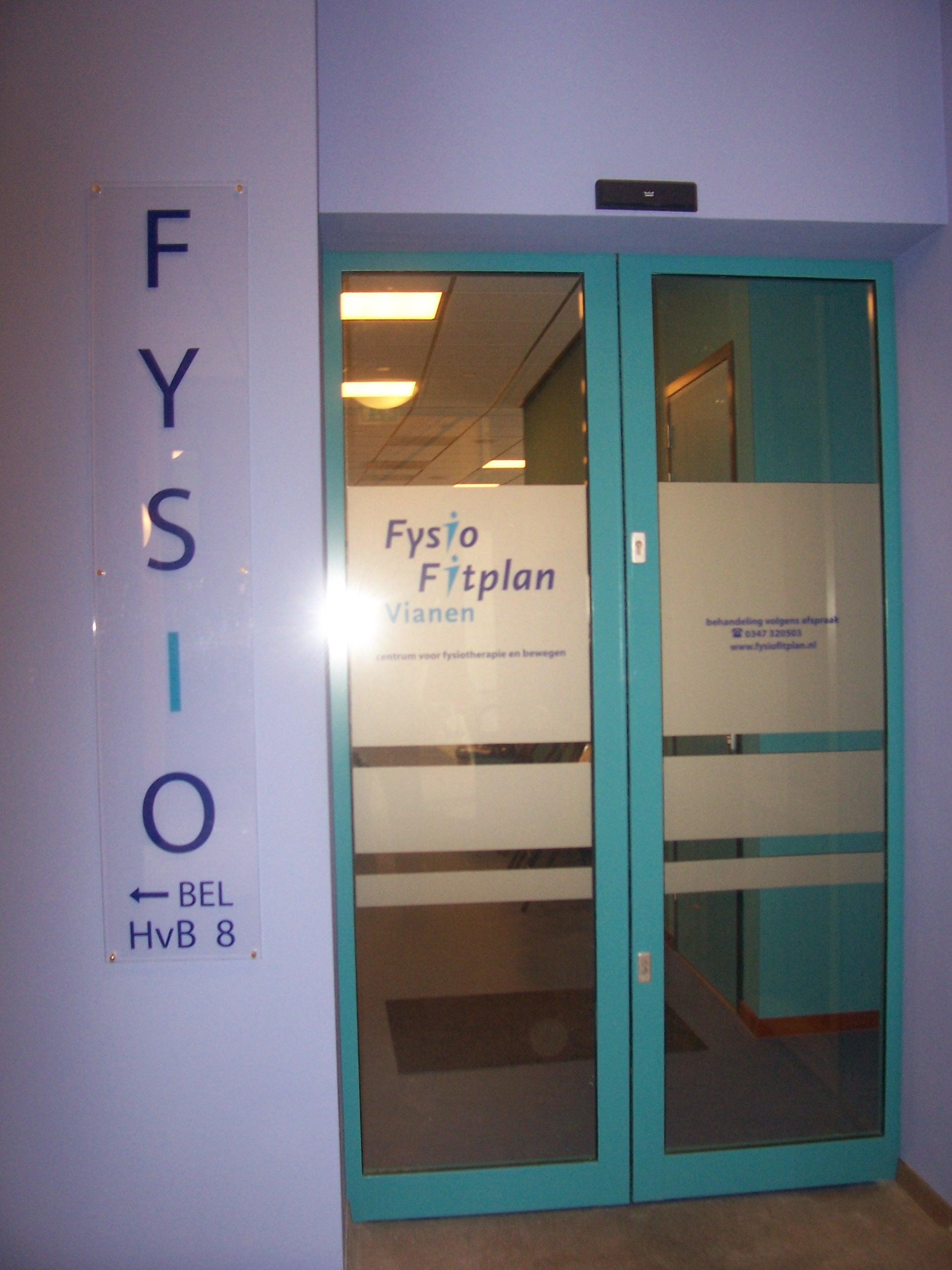 Fysio Fitplan
