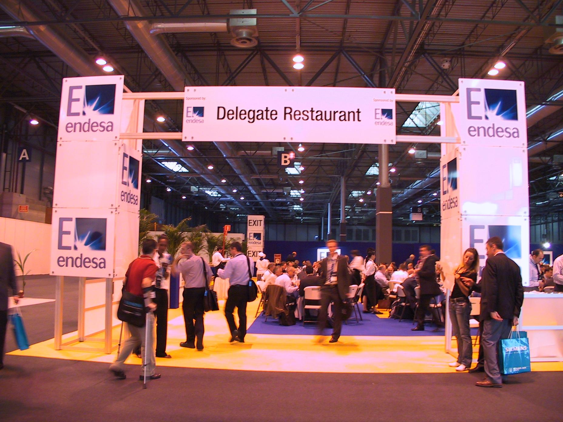 Delegate Restaurant