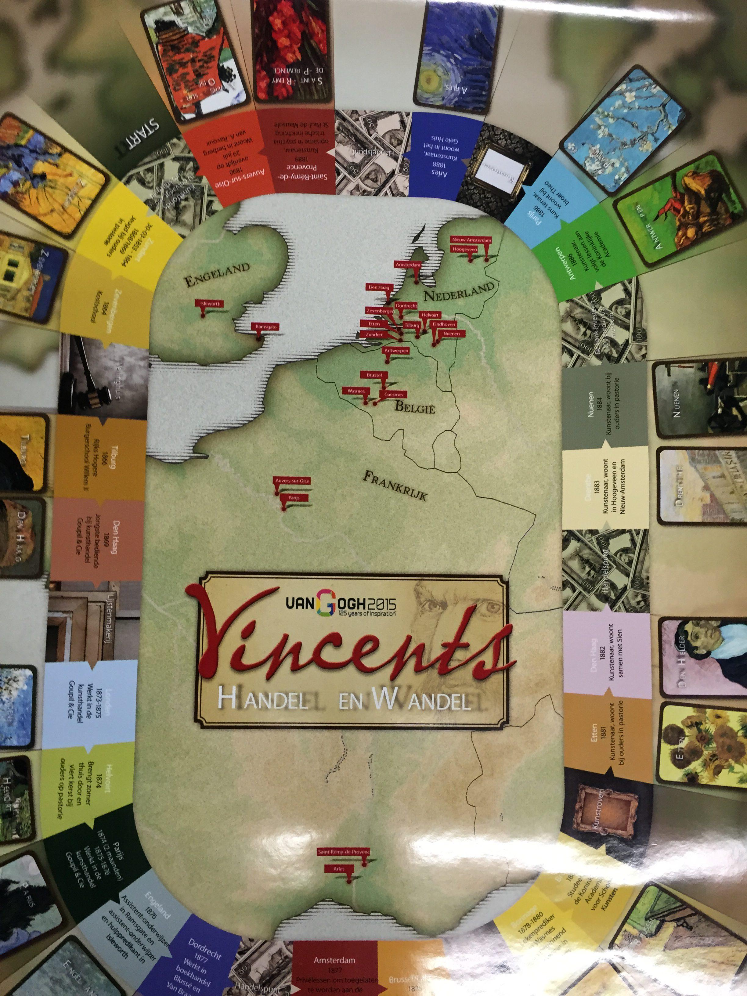 Vincents handel en wandel